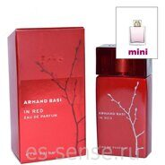 ARMAND BASI IN RED EAU DE PARFUM lady 7ml edp mini