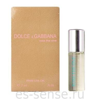 Dolce&Gabbana Rose The One, 7 мл