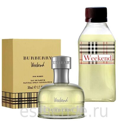 """Burberry Weekend for Women"" 100 мл"