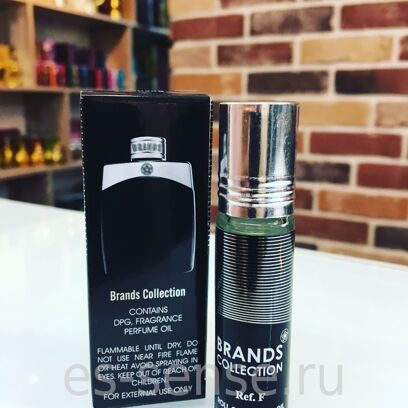 Brands Collection  F  (Mont Blanc Legend men)