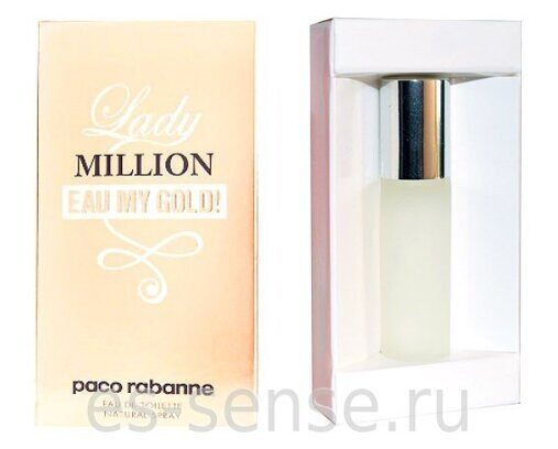 Paco Rabanne Lady Million Eau My Gold, 7 ml