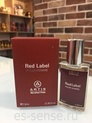 RED LABEL 12 мл
