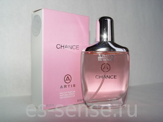 Artis 25ml Chance